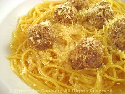 Recipes with angel hair pasta